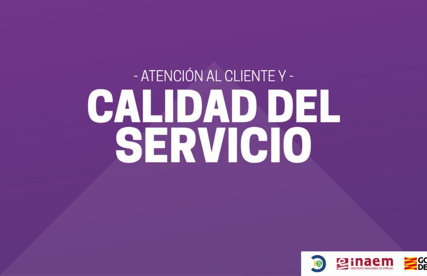 Atención al cliente - Calidad del servicio
