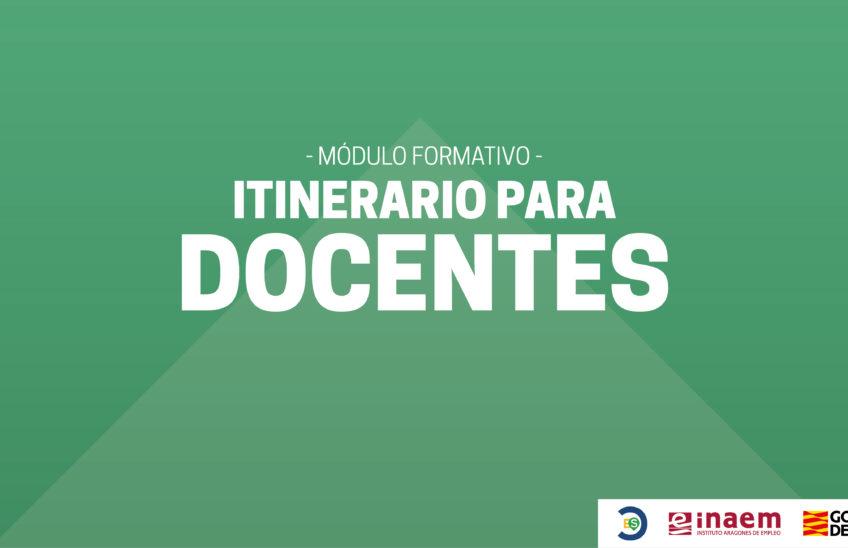 Cursos gratuitos – Itinerario para docentes – Ocupados